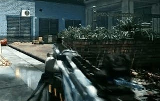 The Horror Of Crysis 2's Crouching