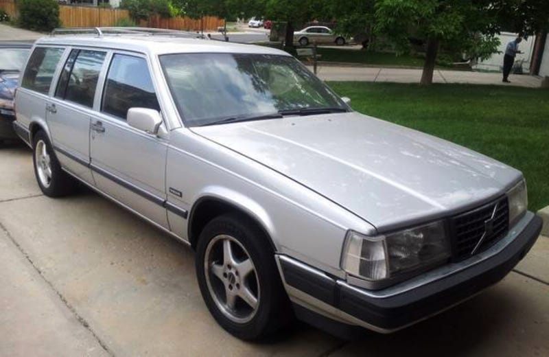 For $3,500, Is This Volvo Project Runaway?