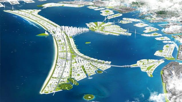 Saving This Sinking City Will Cost $40 Billion
