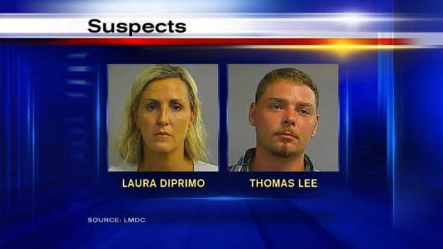 Strip Club-Visiting Couple Leaves Baby in Hot Car