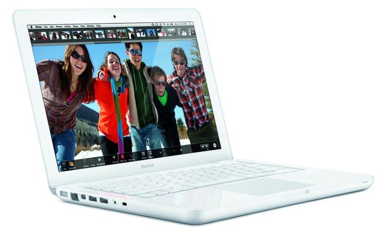 New Unibody LED MacBook Hands On