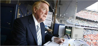 Vin Scully's A Gift To Baseball, Humanity