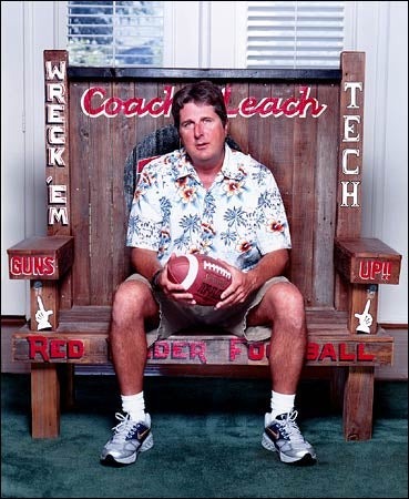 Mike Leach Walks The Plank (MORE UPDATES)