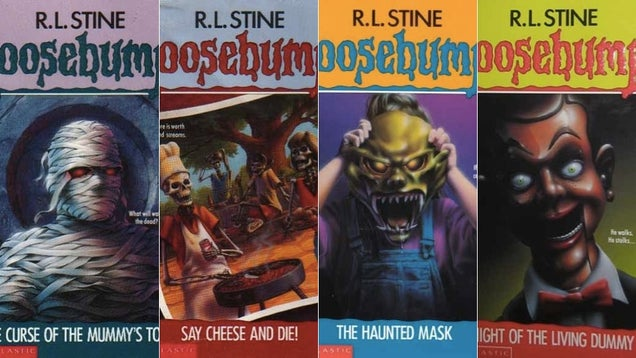 The Plot To The Goosebumps Movie Is Insane