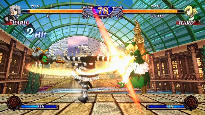 Phantom Breaker Brings a New Flavor of 3D Fighting to North America