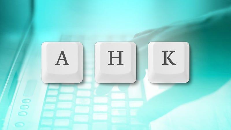 Show Us Your Best AutoHotkey Script