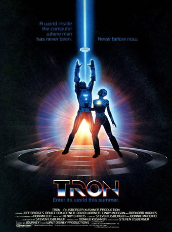 How To Create Your Own Tron Poster Using Photoshop