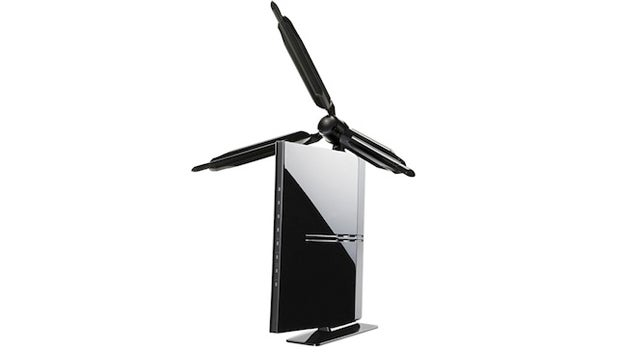 Why Does This Crazy Router Look Like a Wind Turbine?