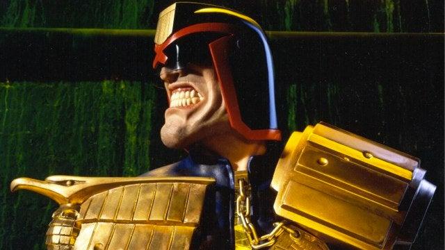 Rumor: Director Kicked Off the New Judge Dredd Movie