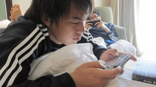 Did PSP Gaming Result In Japan's Big Soccer Wins?