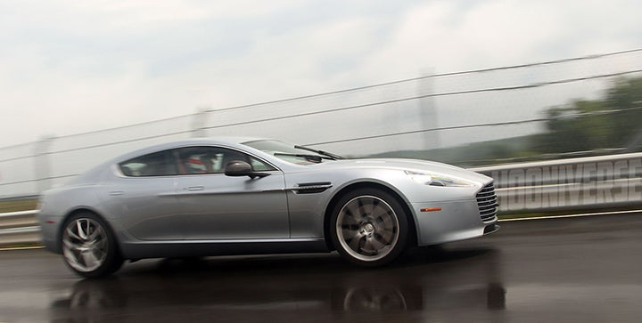 First Drive: 2014 Aston Martin Rapide S
