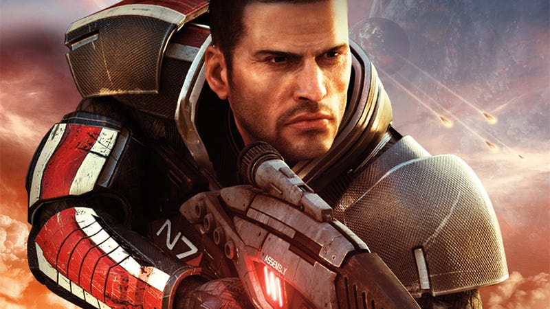 The Mass Effect Movie's Script Sounds Done, But, Well...