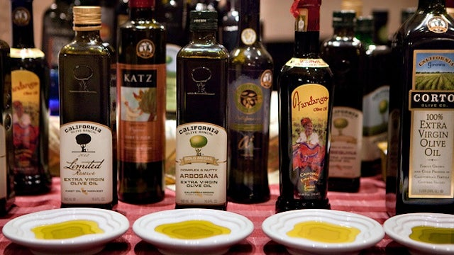 "Check the Bottle for a Harvest Date Before Buying that Expensive ""Extra Virgin"" Olive Oil"