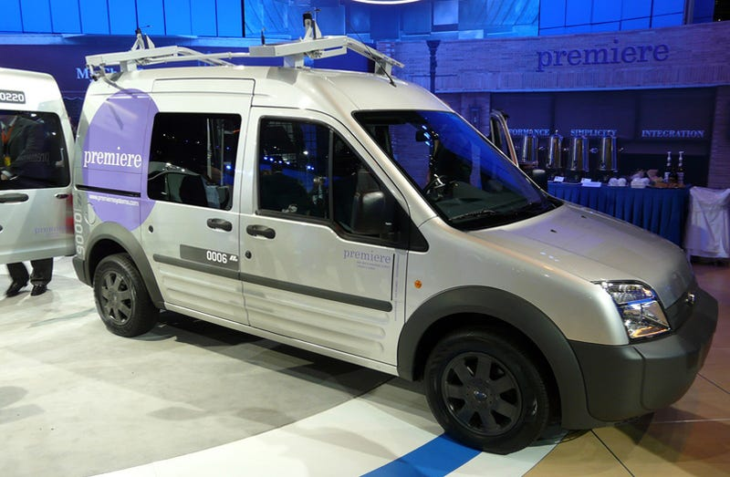 Ford Transit Connect Specs Leak: 138 HP, 24 MPG HWY