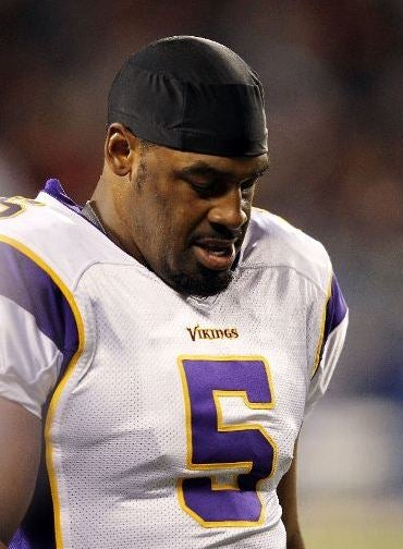 Donovan McNabb Is Lost And Angry At The World