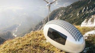 Estas cápsulas ecológicas permiten vivir en cualquier parte del mundo
