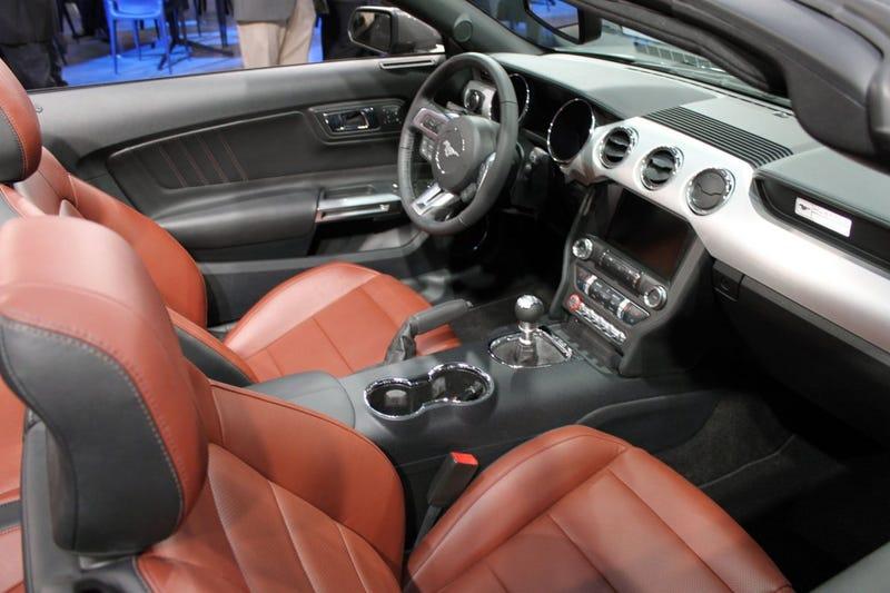 2015 Mustang Configurator: Something's Missing...