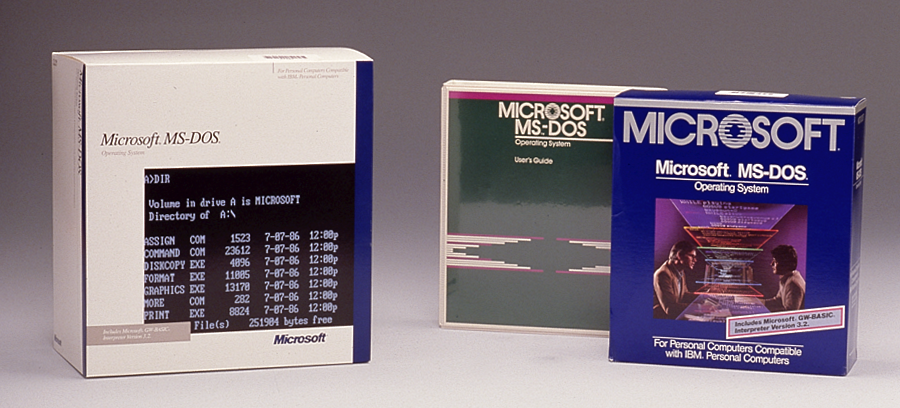 You Can Now Download the Original Source Code for MS-DOS for Free