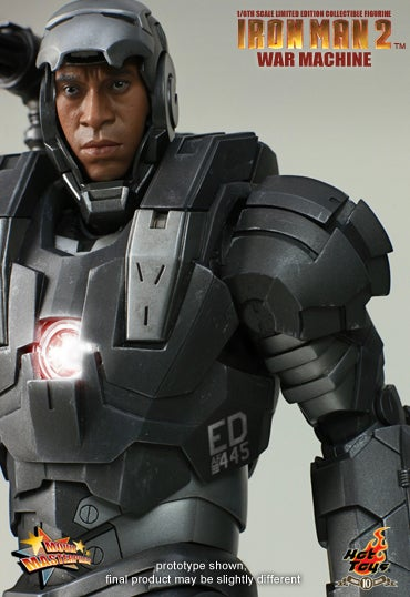 War Machine Toy Captures The Essence Of Don Cheadle