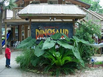 Who Wants to Buy a Science-Denying Theme Park About Dinosaurs?