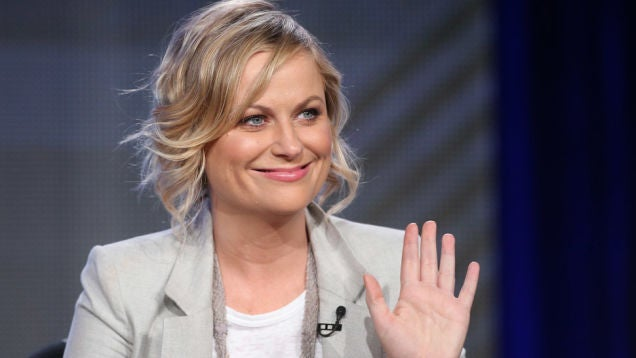 Jon Hamm to Pregnant Amy Poehler: 'Get Your Shit Together'