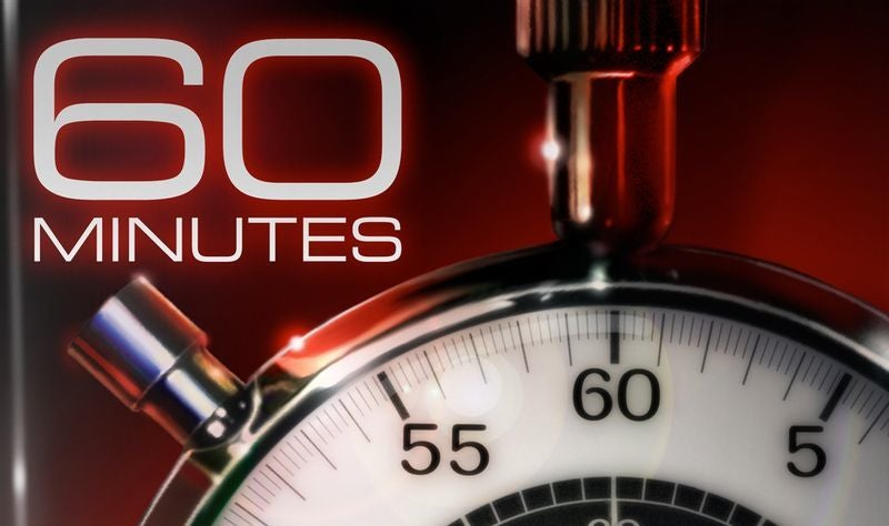 It's Time For 60 Minutes to Die