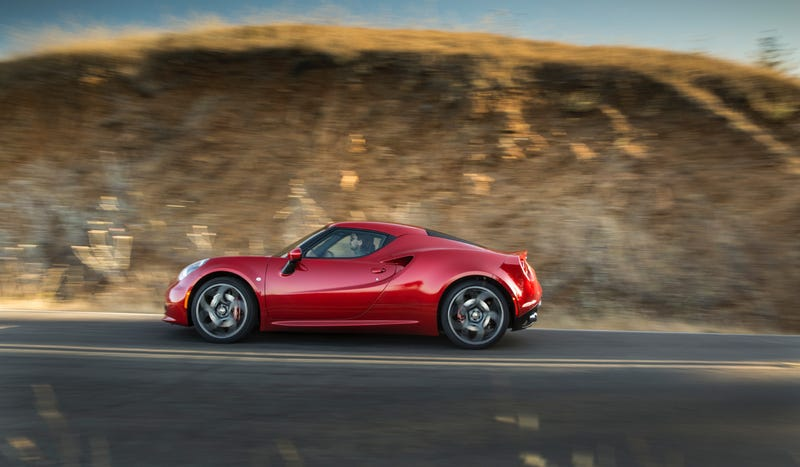 The 2015 Alfa Romeo 4C Is Worth The Weight