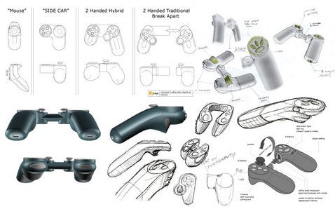 Wii-mote Prototype Designer Speaks Out, Shares Sketchbook
