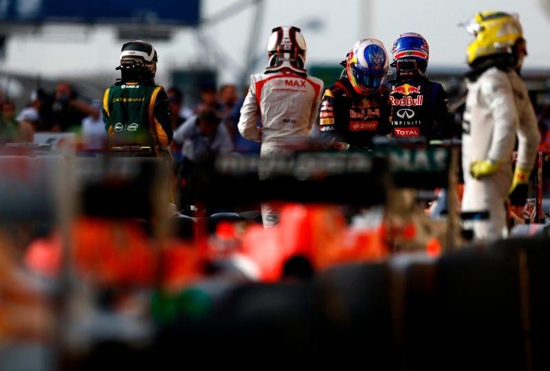Through The Lens: The 2013 Bahrain Grand Prix