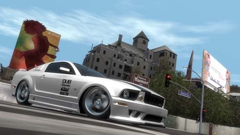 New Screenshots Appear of Midnight Club: Los Angeles