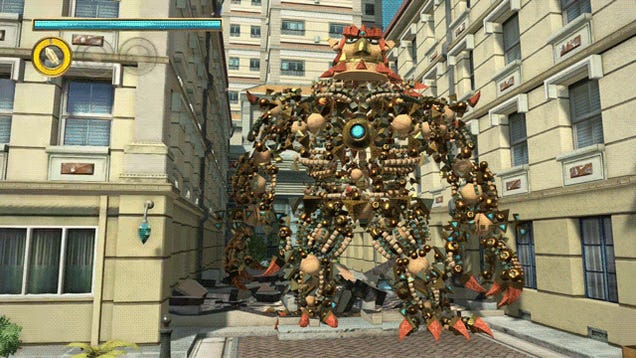 Knack: The Kotaku Review