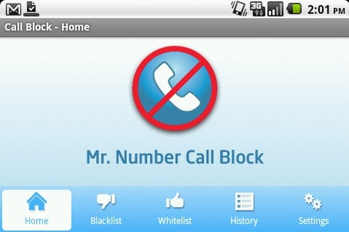 Call Block Unlimited Automates Call Blocking and Routing on Android Phones