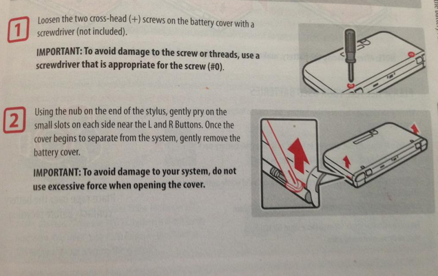 You Need A Friggin' Screwdriver To Change Memory Cards In The New 3DS