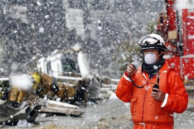 50 Fukushima Heroes Work On, as Radiation Levels Soar