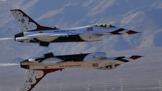 A Brief Primer on the USAF Thunderbirds