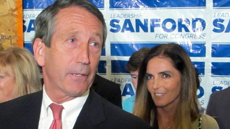 Open Psychic Wound Mark Sanford Accused of Trespassing in Ex's House