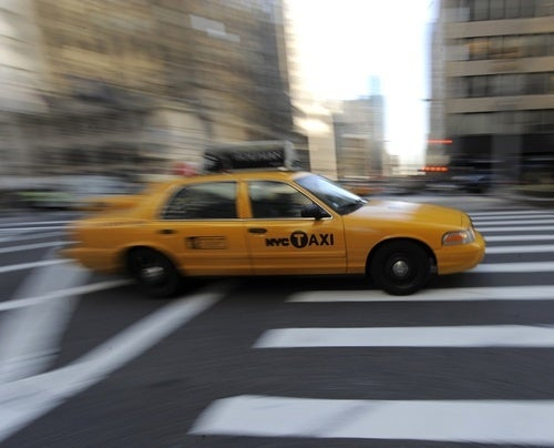 A Few Simple Rules for NYC's New Taxi-Share Program