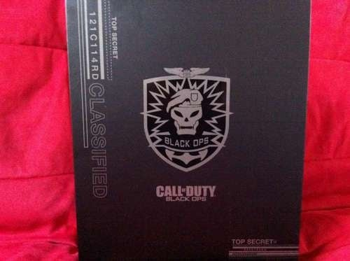 Call of Duty Black Ops Limited Edition Gaming Headset