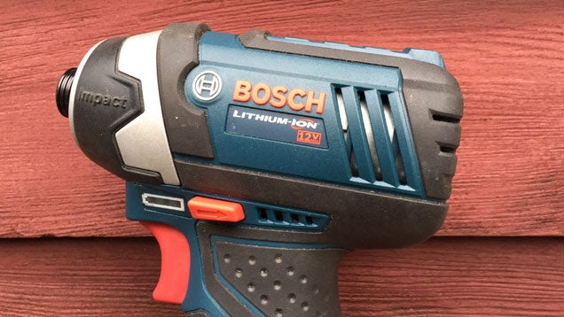Tool School: The All-Powerful Impact Driver