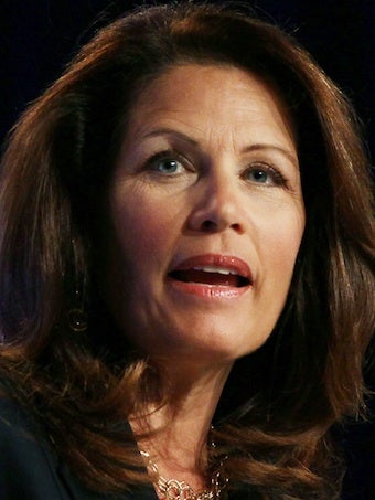 "Michele Bachmann: Obama Administration A ""Gangster Government"""