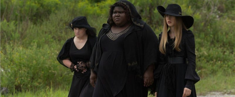 American Horror Story Burns A Witch Down
