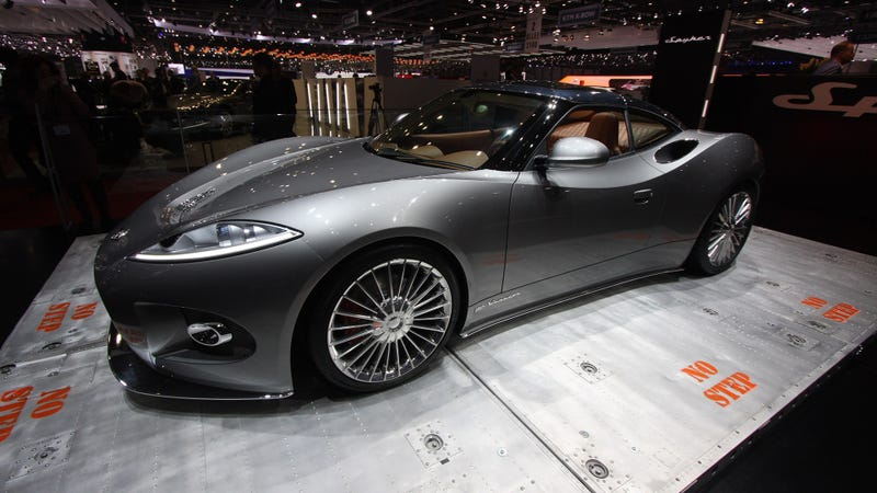 Even More Of The Crazy, Expensive And Crazy Expensive Cars That Just Debuted In Geneva