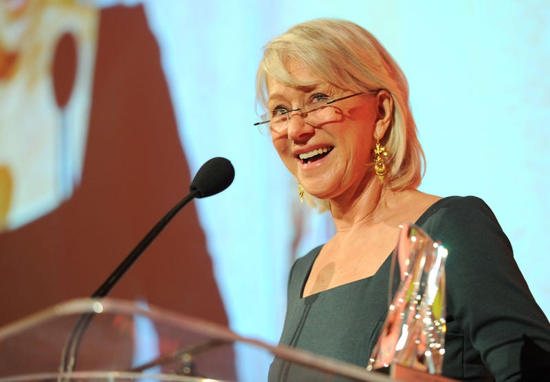 Helen Mirren Slams Hollywood For Being Dick-Centric