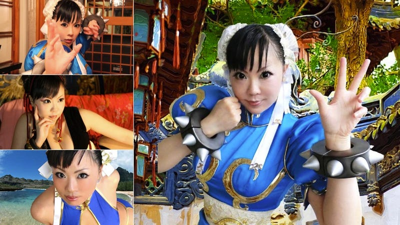 When You Devote Yourself to Chun-Li