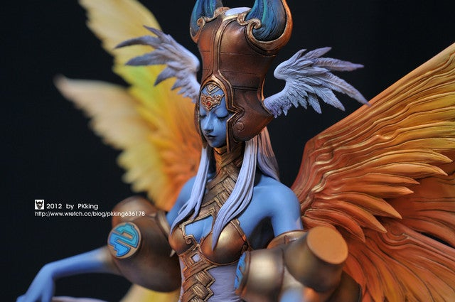 A Final Fantasy Statue So Good I'd Stick It In A Gallery And Charge People Money To Look