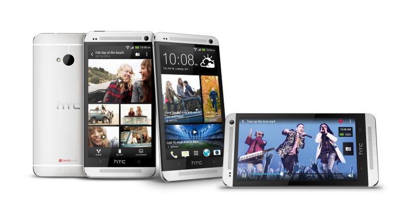 Este es el nuevo One, el próximo smartphone estrella de HTC