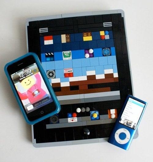 The Inevitable Lego Apple iPad