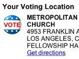 Here's the Easiest Way to Find Your Polling Location