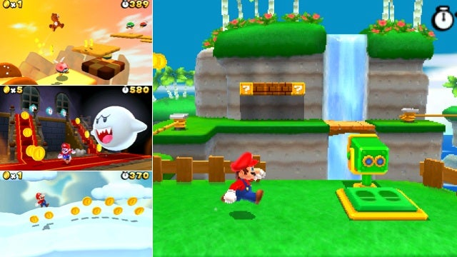 Bounding, Gliding, and Rolling Along: Hands-On With Super Mario 3D Land