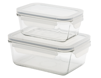 Snapware Glasslock Might Be the Last Food Containers You Need to Buy